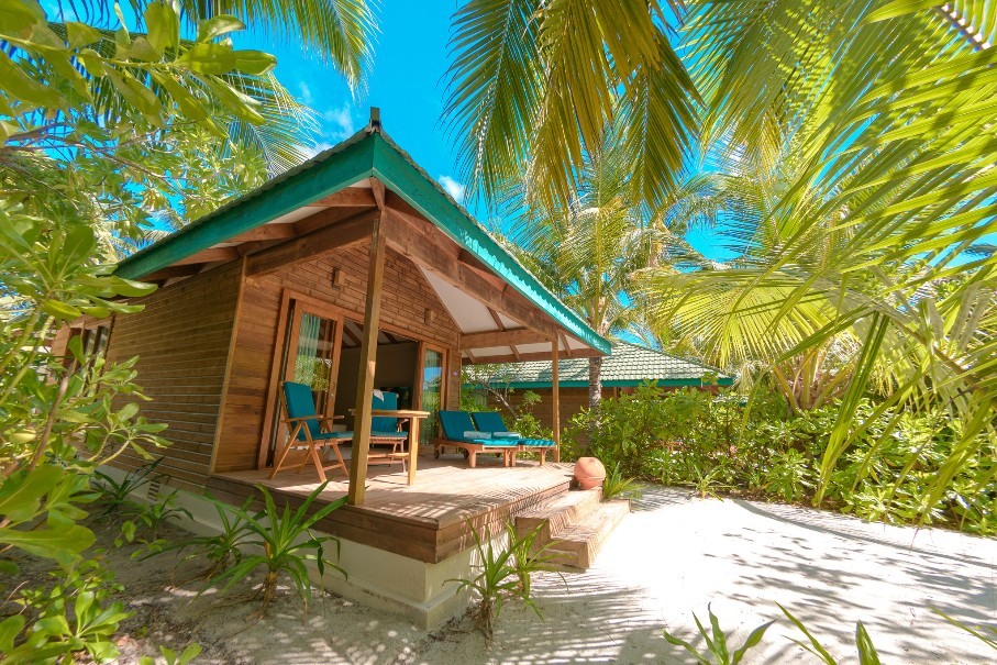 Hotel Canareef Resort Maldives (fotografie 20)
