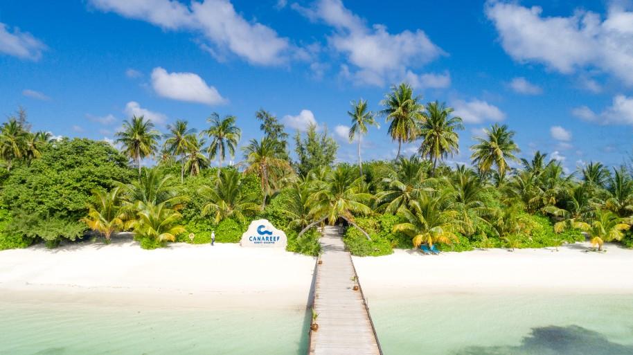 Hotel Canareef Resort Maldives (fotografie 11)