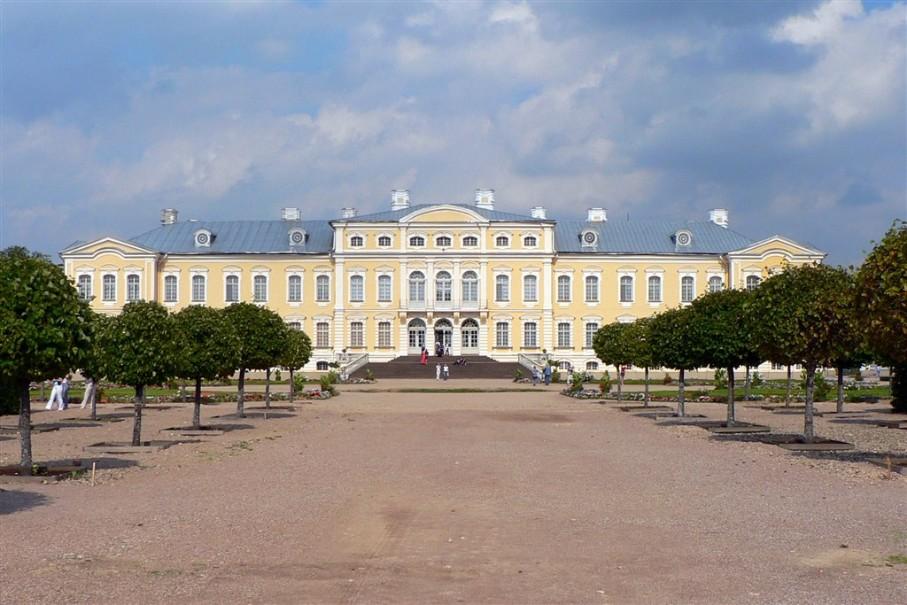 Z Minsku do Pobalti (fotografie 1)
