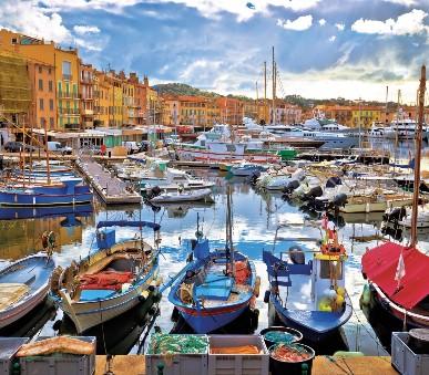 Nejkrásnější místa Provence (hlavní fotografie)
