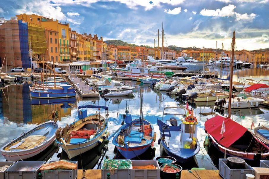 Nejkrásnější místa Provence (fotografie 1)