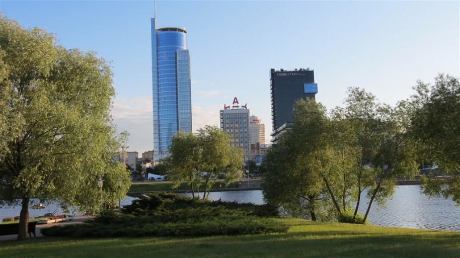 Minsk - letecky víkend (fotografie 2)