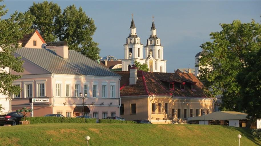 Minsk - letecky víkend (fotografie 5)