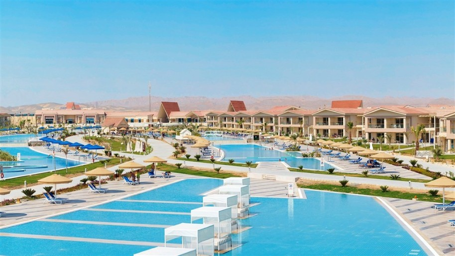 Hotel Albatros Sea World Marsa Alam (fotografie 1)