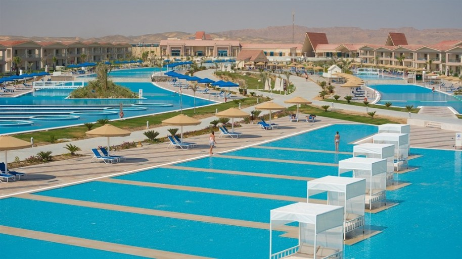 Hotel Albatros Sea World Marsa Alam (fotografie 2)