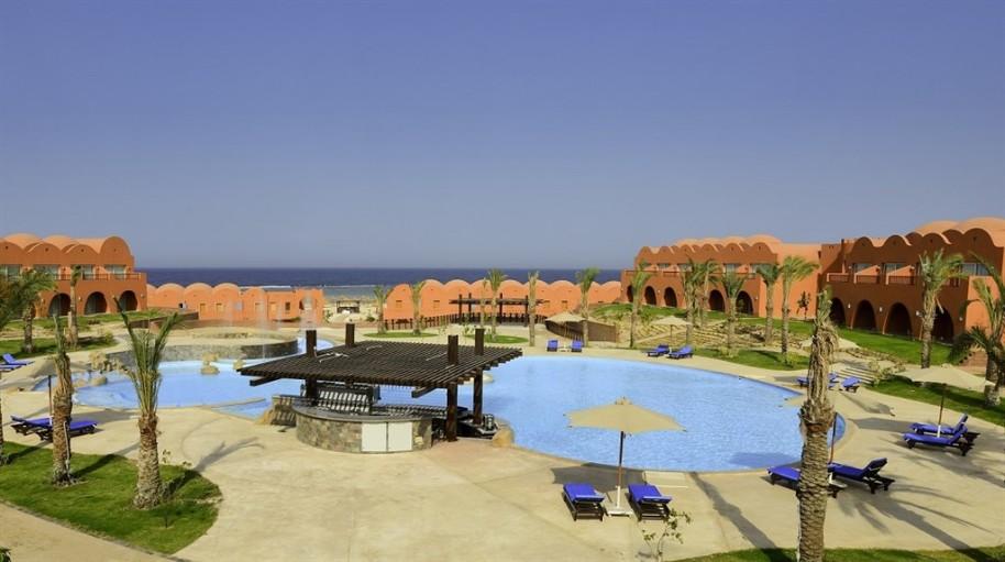 Hotel Novotel Marsa Alam (fotografie 2)