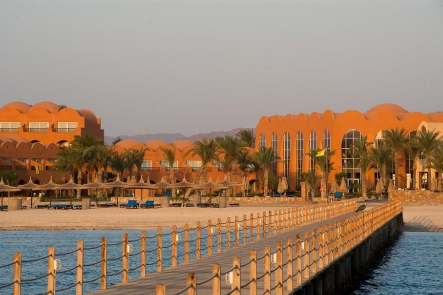 Hotel Novotel Marsa Alam (fotografie 6)