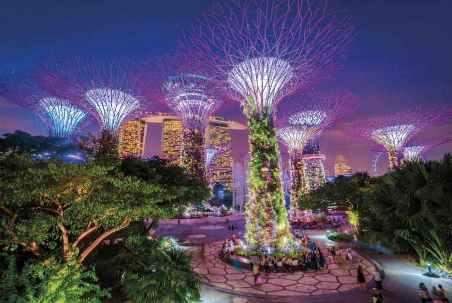 Ze Singapuru do Bangkogu (fotografie 3)