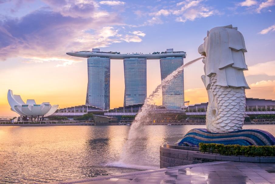 Ze Singapuru do Bangkogu (fotografie 7)