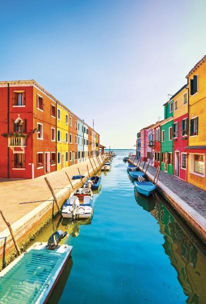 Romantický víkend v Benátkách (fotografie 3)