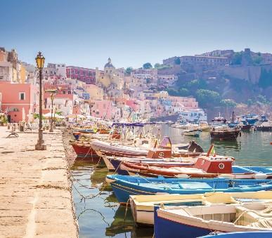 Řím - Neapol - Capri - Ischia