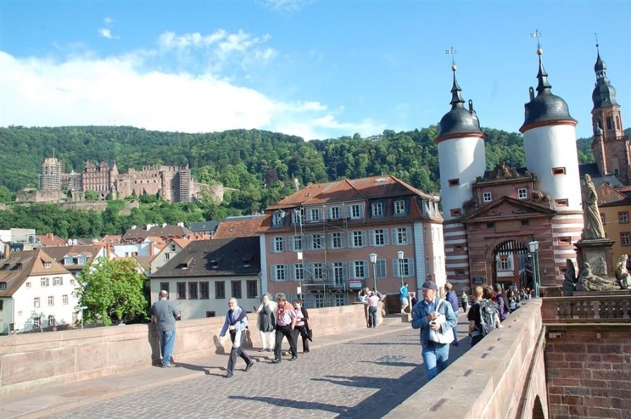 Za krásami Švábska Hradní stezkou (fotografie 1)