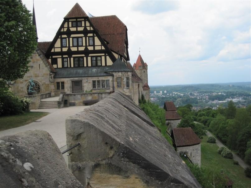 Bavorské Franky s návštěvou Norimberka (fotografie 3)