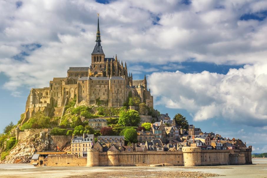 Paříž a neznámá Normandie (fotografie 1)