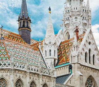 Budapešť - Víkend vlakem
