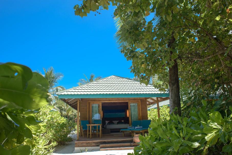Hotel Canareef Resort Maldives (fotografie 16)