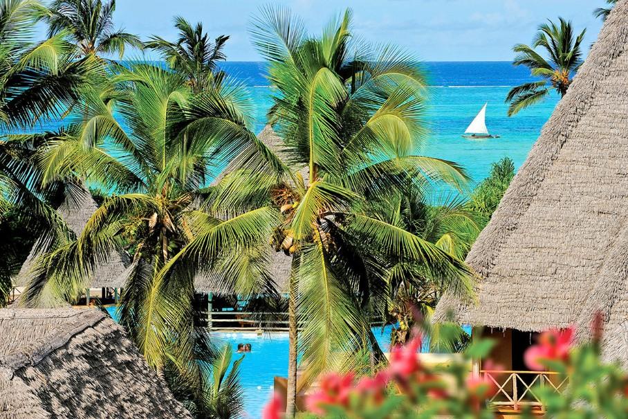 Hotelový komplex Neptune Pwani Beach Resort & Spa (fotografie 10)