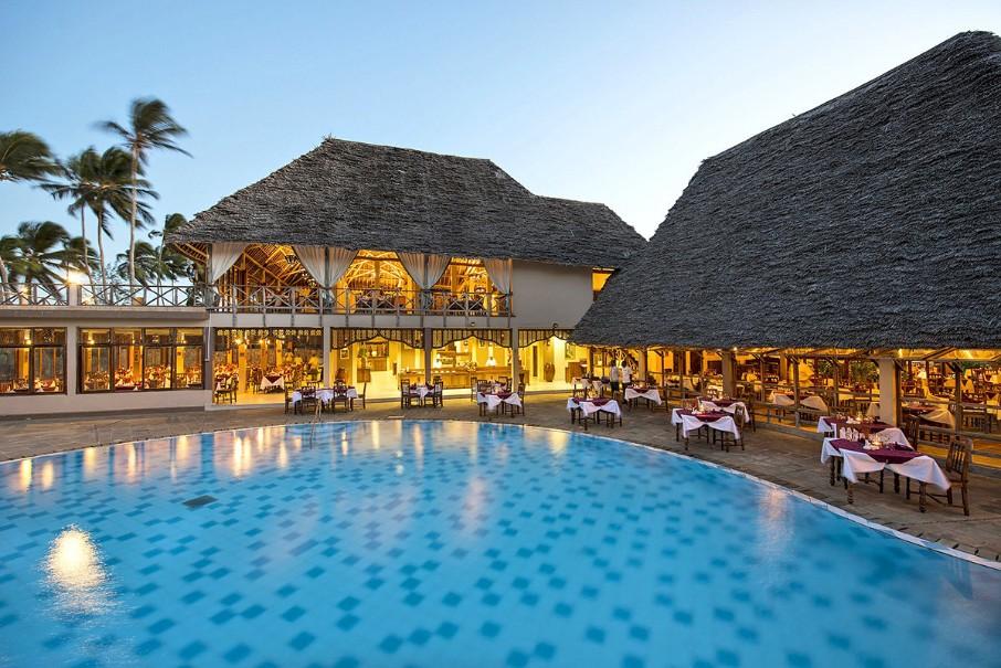 Hotelový komplex Neptune Pwani Beach Resort & Spa (fotografie 16)