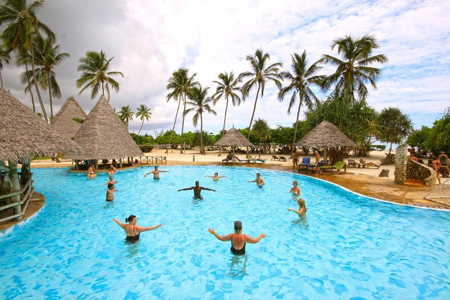 Hotelový komplex Neptune Pwani Beach Resort & Spa (fotografie 22)