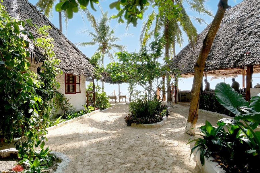 Komplex bungalovů Sea View Lodge (fotografie 16)