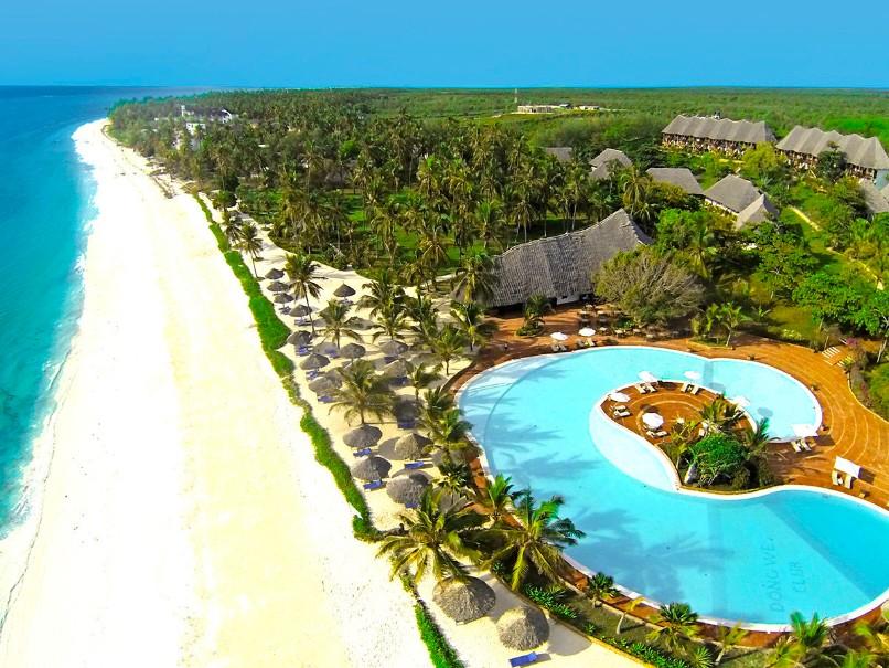 Hotelový komplex Dongwe Club Vacanze (fotografie 13)