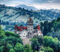 Cesta za památkami do Rumunska