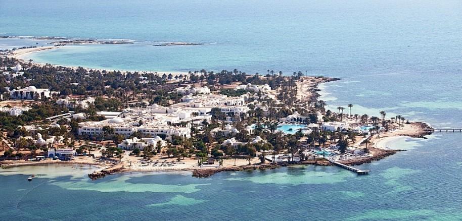 Hotell El Mouradi Djerba Menzel (fotografie 1)
