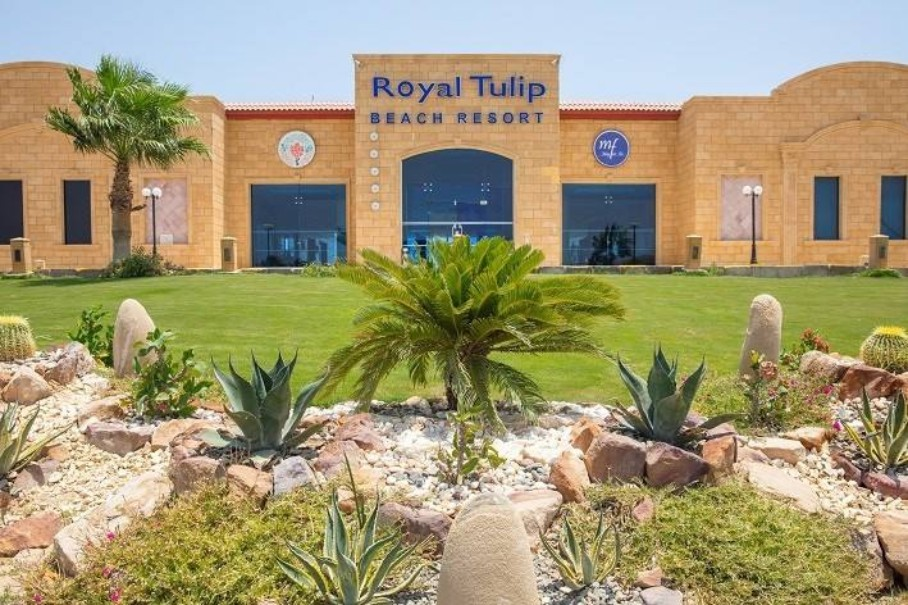 Hotel Royal Tulip Beach Resort (fotografie 1)