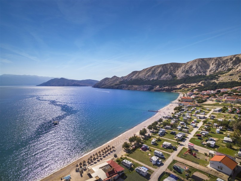 Baška Beach Camping Resort (fotografie 1)