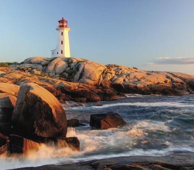 Putování po západní Kanadě (hlavní fotografie)