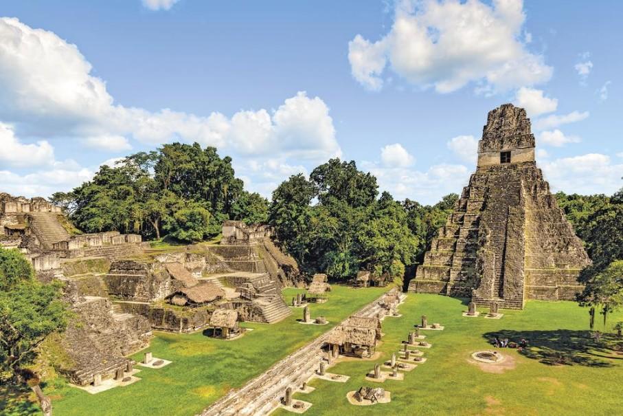 Perly Střední Ameriky - Guatemala, Honduras, Belize (fotografie 17)