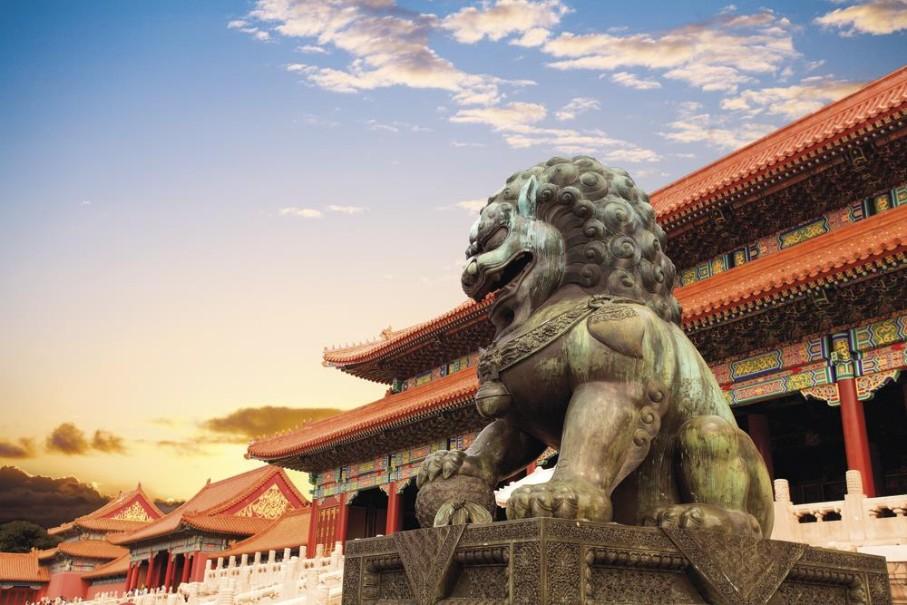 Čínské metropole rychlovlakem (fotografie 15)