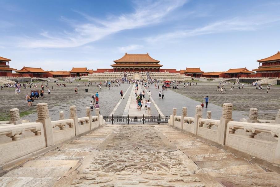 Čínské metropole rychlovlakem (fotografie 17)