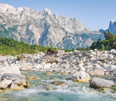 Albánie – Země orlů