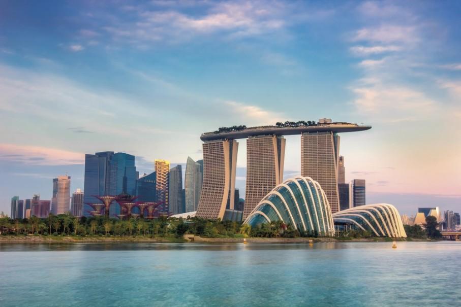 Singapur, Malajsie s pobytem na Penangu nebo Langkawi (fotografie 2)