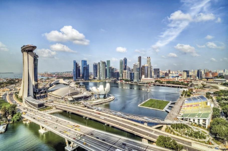 Singapur, Malajsie s pobytem na Penangu nebo Langkawi (fotografie 5)