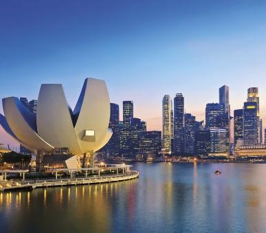 Singapur, Malajsie s pobytem na Penangu nebo Langkawi (hlavní fotografie)