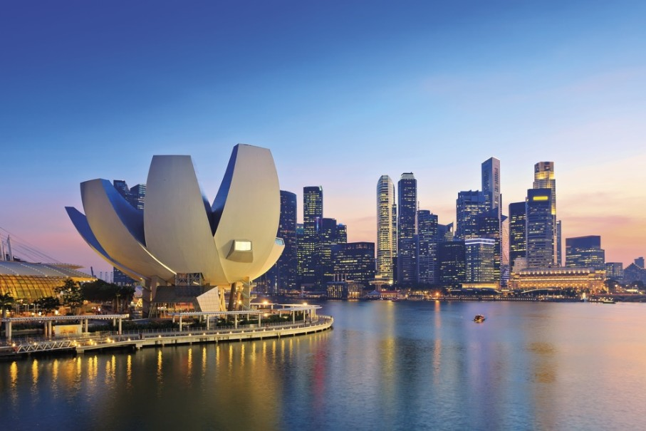 Singapur, Malajsie s pobytem na Penangu nebo Langkawi (fotografie 1)