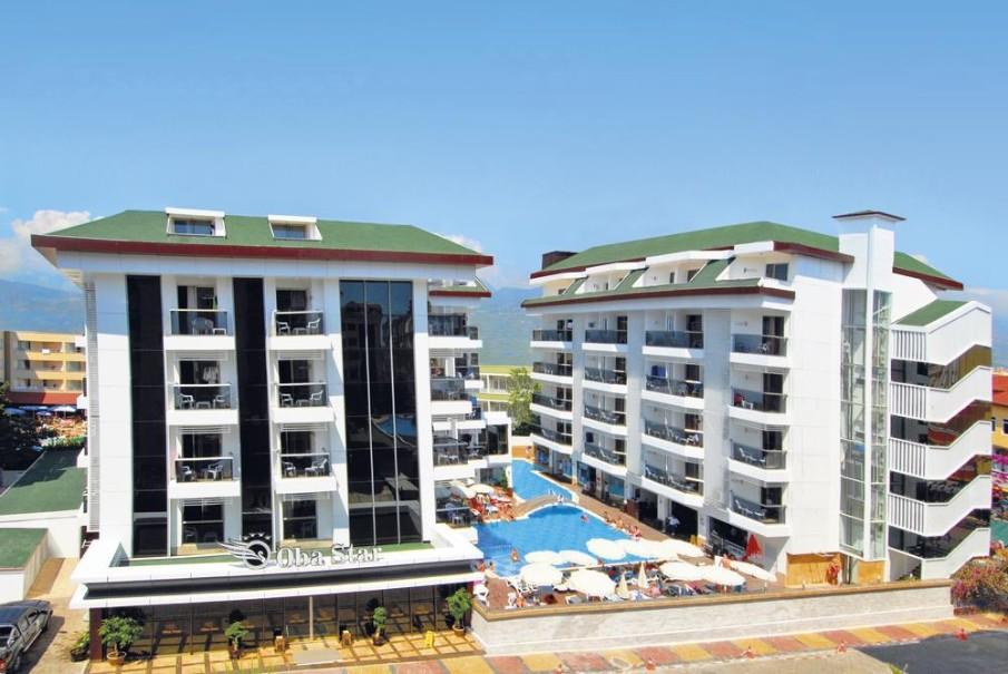 Hotel Oba Star (fotografie 2)