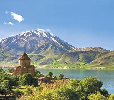 Putování časem po východním Turecku