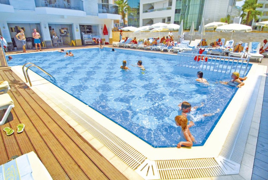 Hotel Oba Star (fotografie 29)