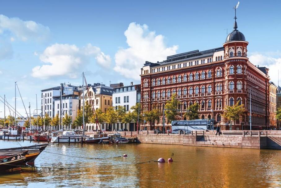 Stockholm a Helsinky s plavbou po Baltu - Letecké víkendy (fotografie 12)