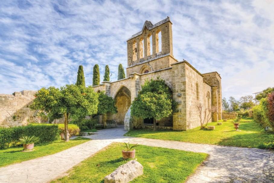 Cesta za perlami Kypru (fotografie 1)