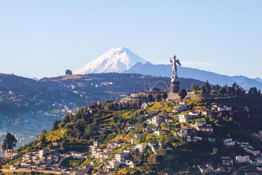 Ekvádor - Jižní Amerika v miniatuře - Prodloužení Galapágy (fotografie 5)