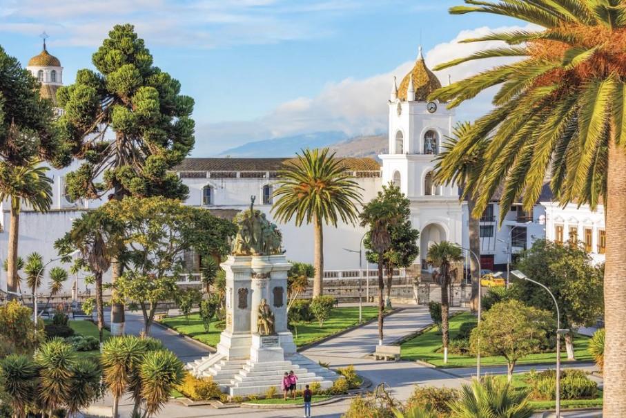 Ekvádor - Jižní Amerika v miniatuře - Prodloužení Las Salinas (fotografie 14)