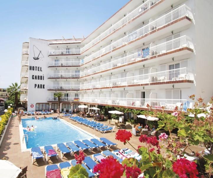 Hotel Garbí Park (fotografie 1)