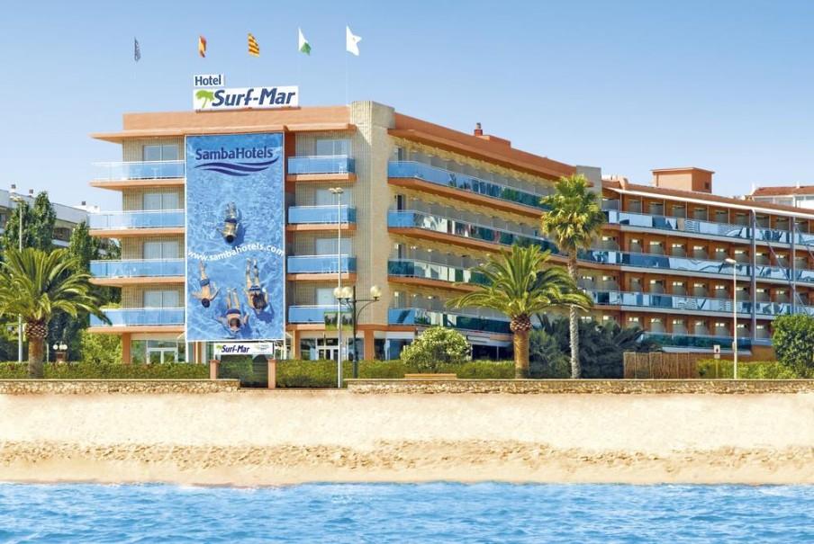 Hotel Surf Mar (fotografie 1)