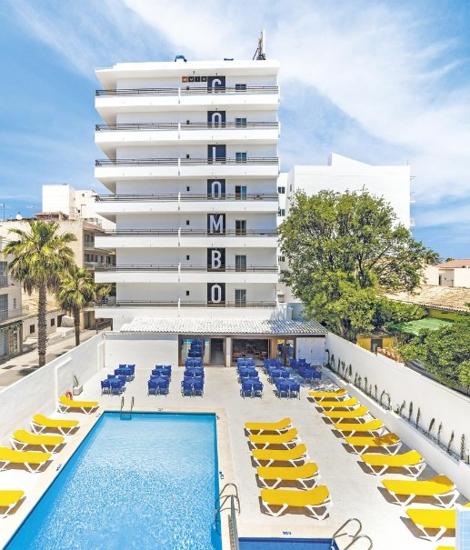 Hotel Mix Colombo (fotografie 4)