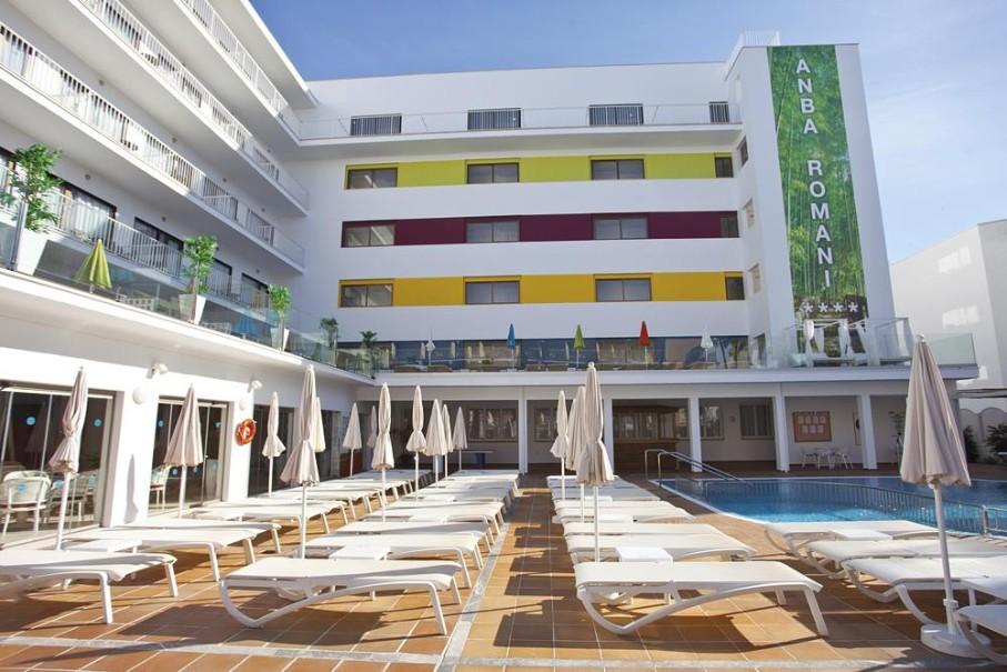 Hotel Anba Romani (fotografie 18)