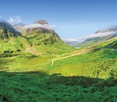 Na skok do Skotska